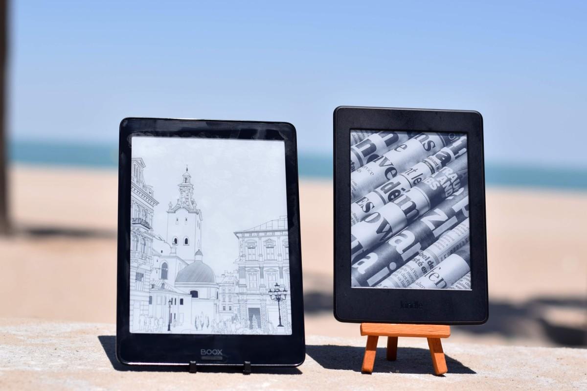 عالم القراءة الإلكترونية – مراجعات أجهزة كندلوأونيكس